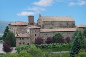 Испания. Монастырь Лейре