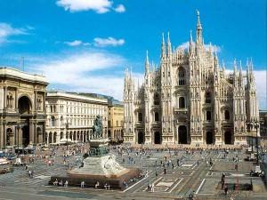 Милан – самый «модный» город Италии