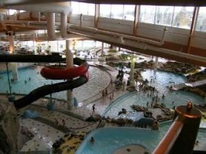 Финский аквапарк «Серена»