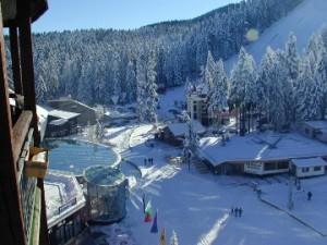 Отдых в Болгарии, горнолыжный курорт