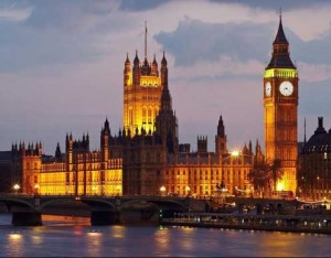 Вестминстерский дворец – история и современность