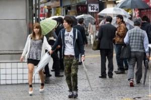 Какие японцы в повседневной жизни