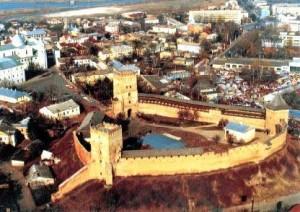 Луцк – красивый город Украины